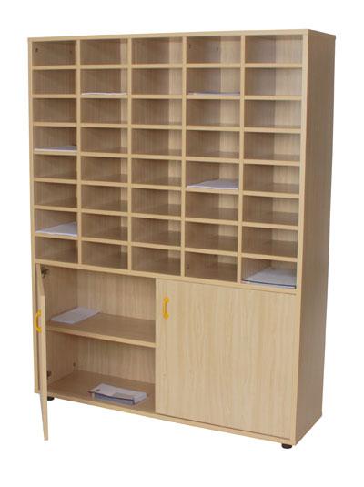 Mueble organizador de profesores equipar guarder as y centros - Mueble organizador de juguetes ...