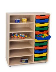 Mobiliario de gavetas Archives - Amueblar guarderia infantil