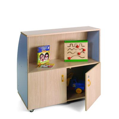 Mobiliario biblioteca infantil amueblar biblioteca infantil for Mueble libreria infantil