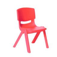 sillas de plástico para guardería