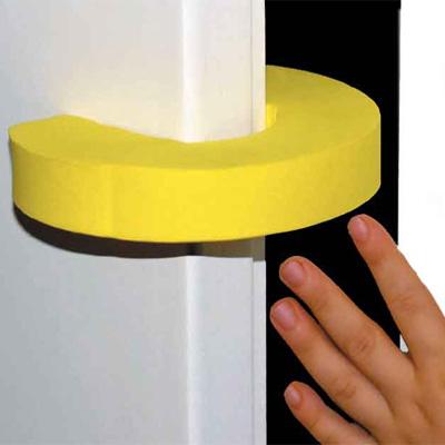 protector dedos puertas
