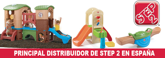 distribuidor step 2 españa