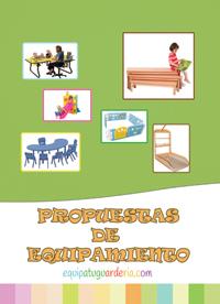 catalogo propuestas de equipamiento
