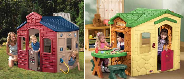 C mo equipar patio de guarderia propuesta de equipamiento for Casitas de patio para almacenar