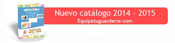 Nuevo catalogo mobiliario para guarderias