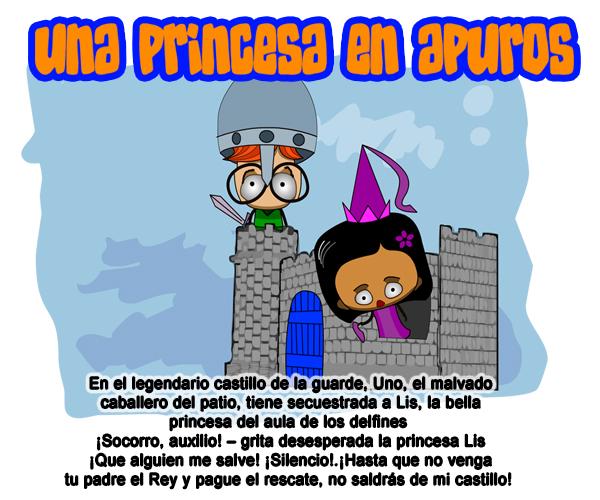 princesa en apuros 01