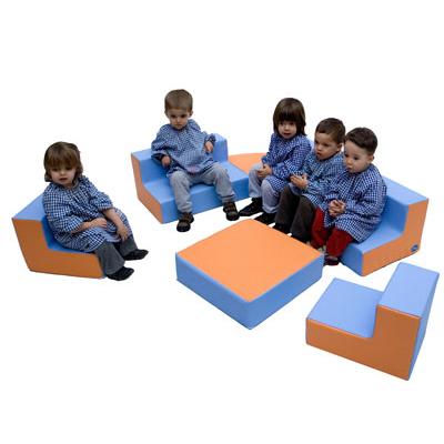 mobiliario guarderia
