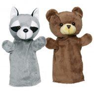 marionetas animales