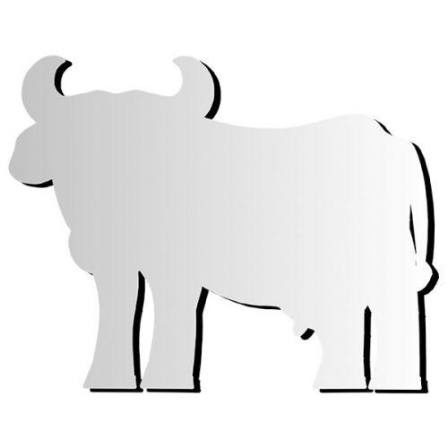 espejo vaca