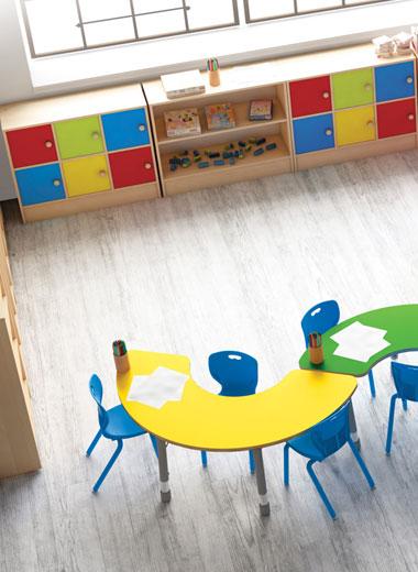 Mobiliario y Equipamiento infantil